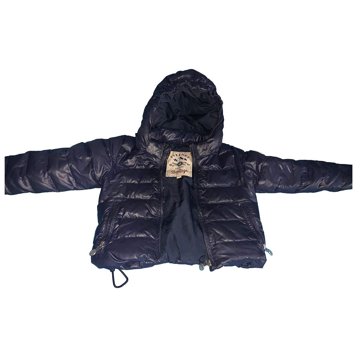 Pyrenex \N Blue jacket & coat for Kids 2 years - up to 86cm FR