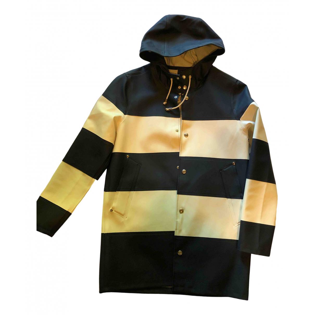 Stutterheim \N Blue jacket for Women XXS International