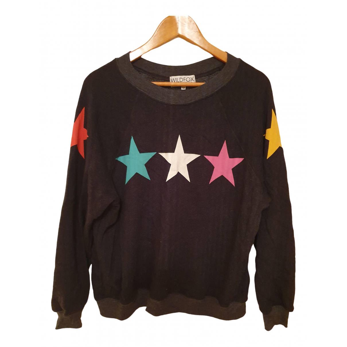Wildfox \N Pullover in  Bunt Polyester