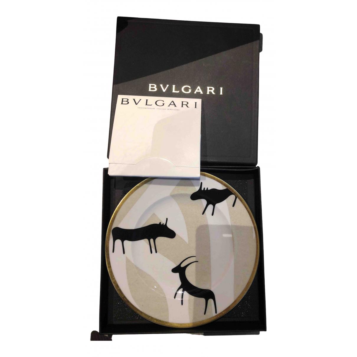 Bvlgari - Objets & Deco   pour lifestyle en porcelaine - multicolore
