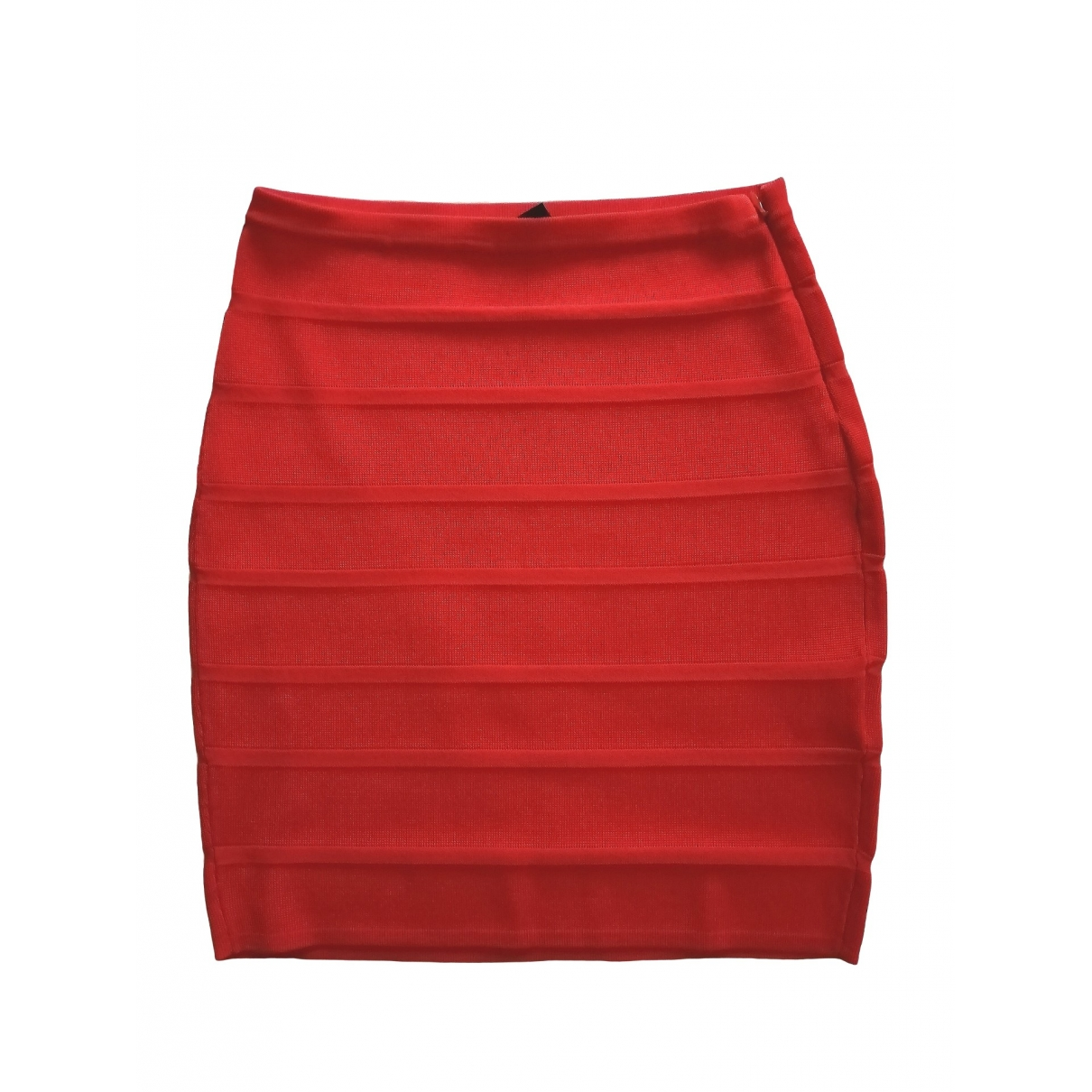Emporio Armani - Jupe   pour femme - rouge