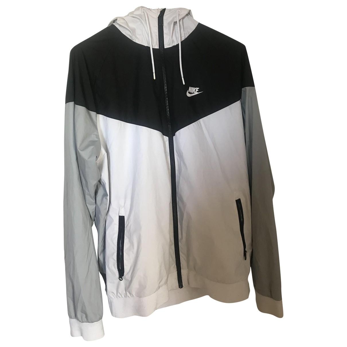 Nike \N White jacket  for Men L International