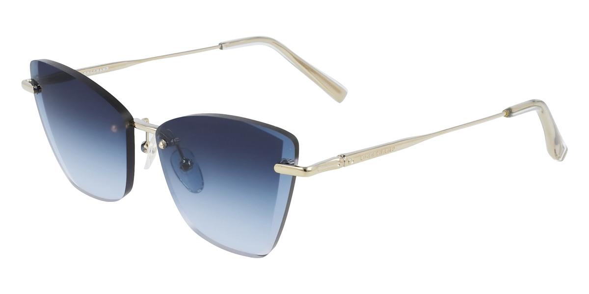 Longchamp LO141S 719 Women's Sunglasses  Size 57
