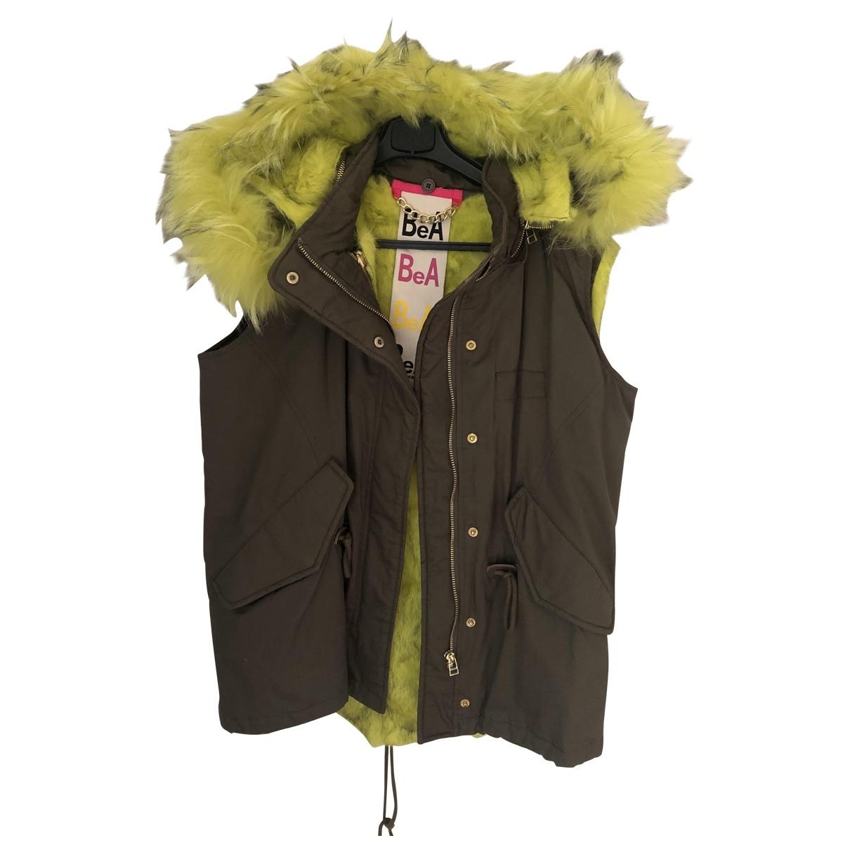 Beayukmui - Manteau   pour femme - vert