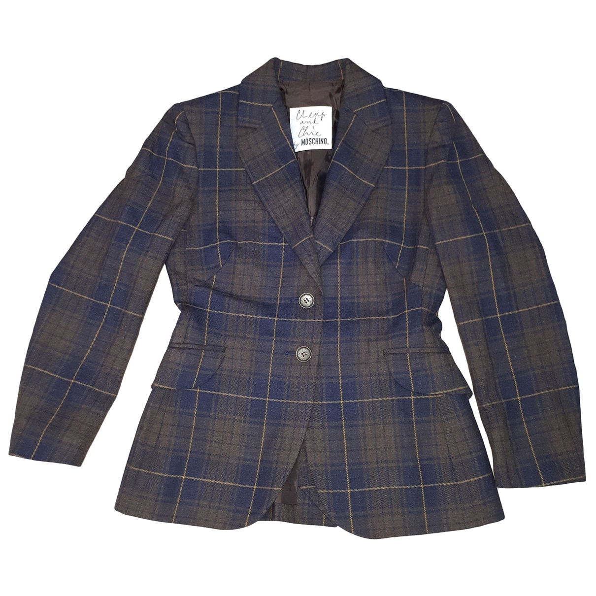 Moschino Cheap And Chic - Veste   pour femme en laine