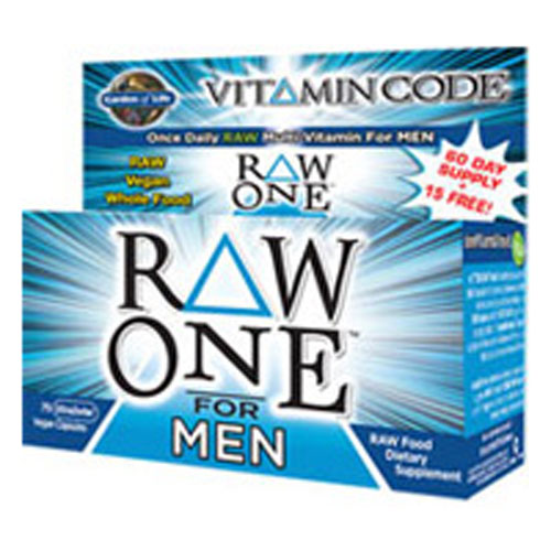 Vitamin Code Raw One for Men 75 Caps by Garden of Life