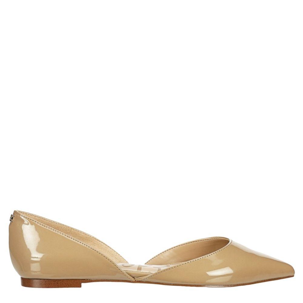 Sam Edelman Womens Rodney Flat Flats Shoes
