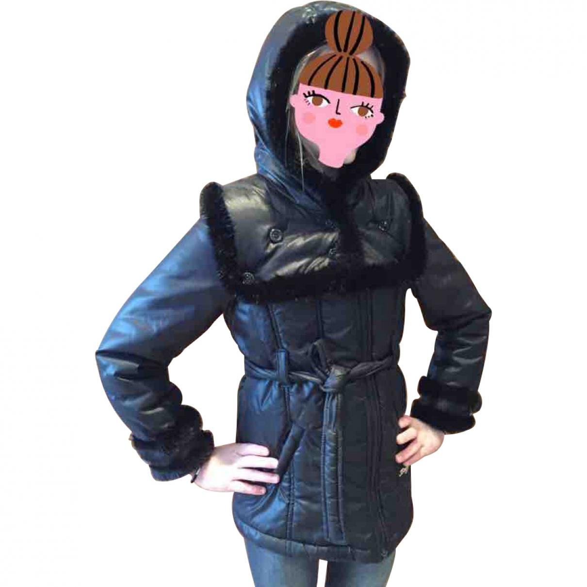 D&g - Blousons.Manteaux   pour enfant - noir