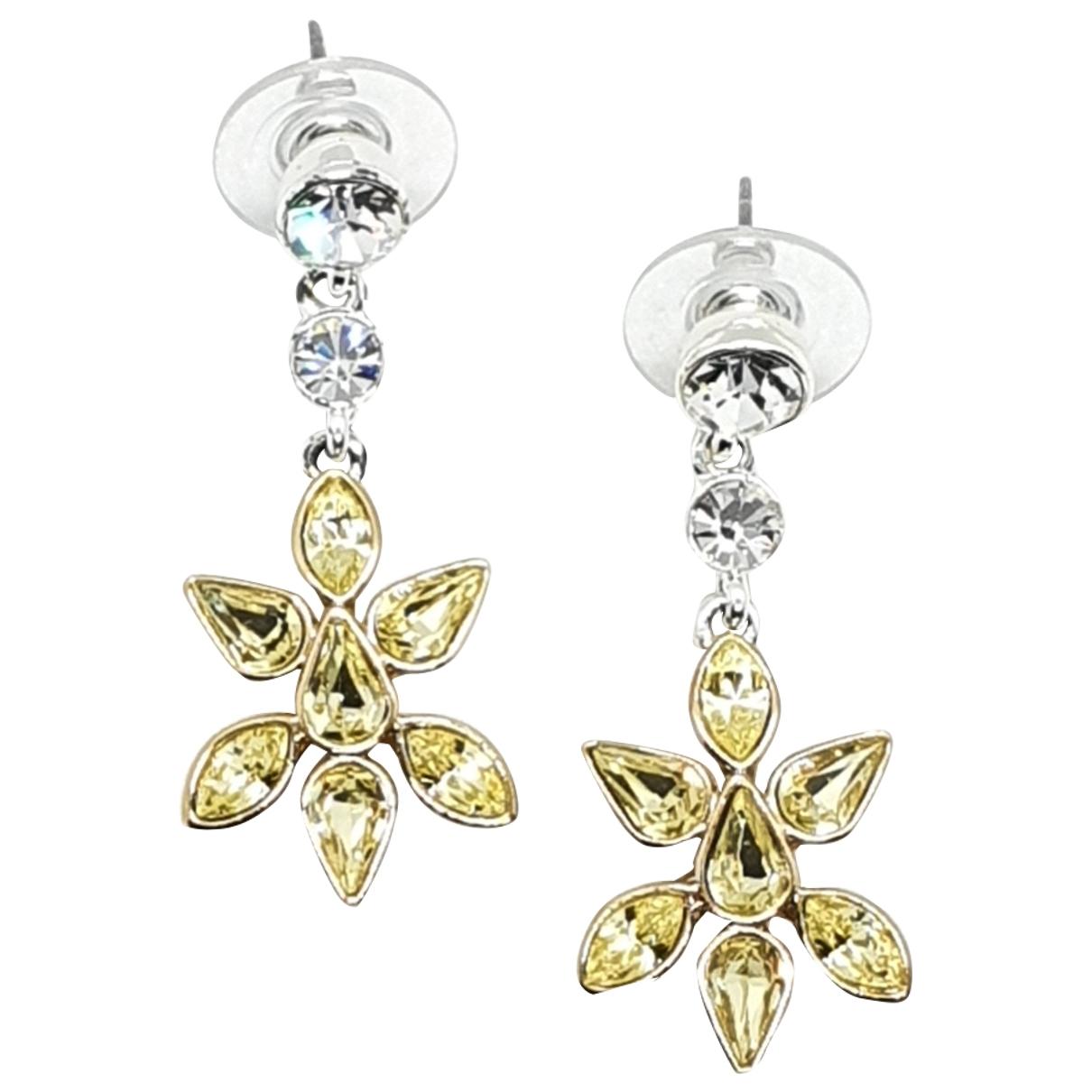 Givenchy \N Multicolour Crystal Earrings for Women \N