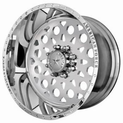 American Force 20x14 Wheel Conflict SS -Polish - AFTF88G24-1