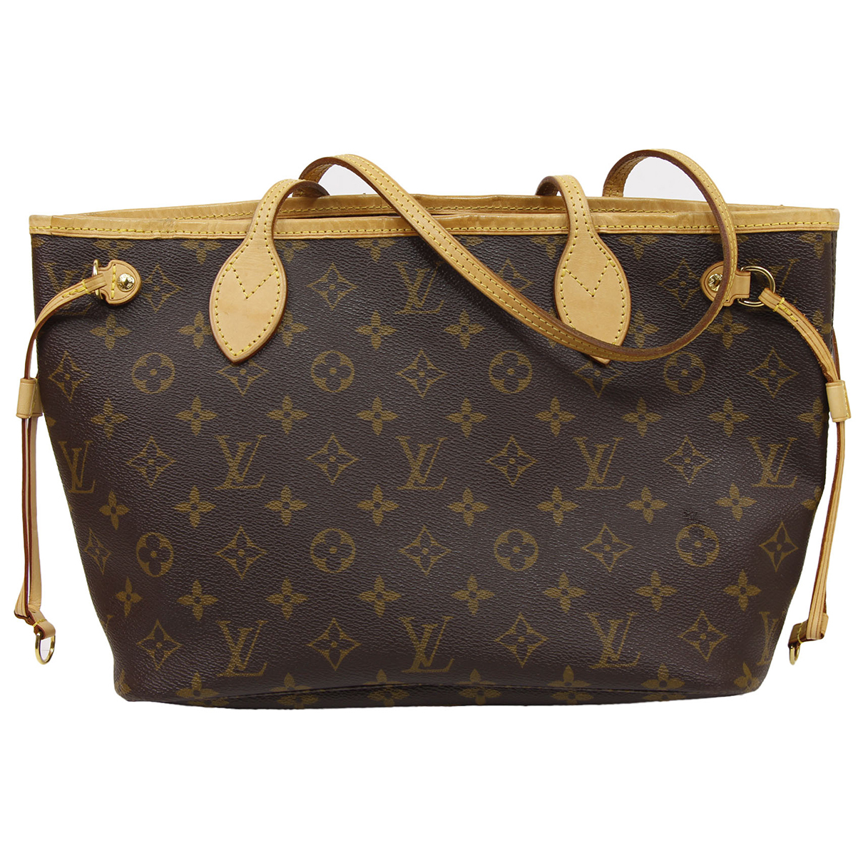 Cabas Neverfull de Lona Louis Vuitton