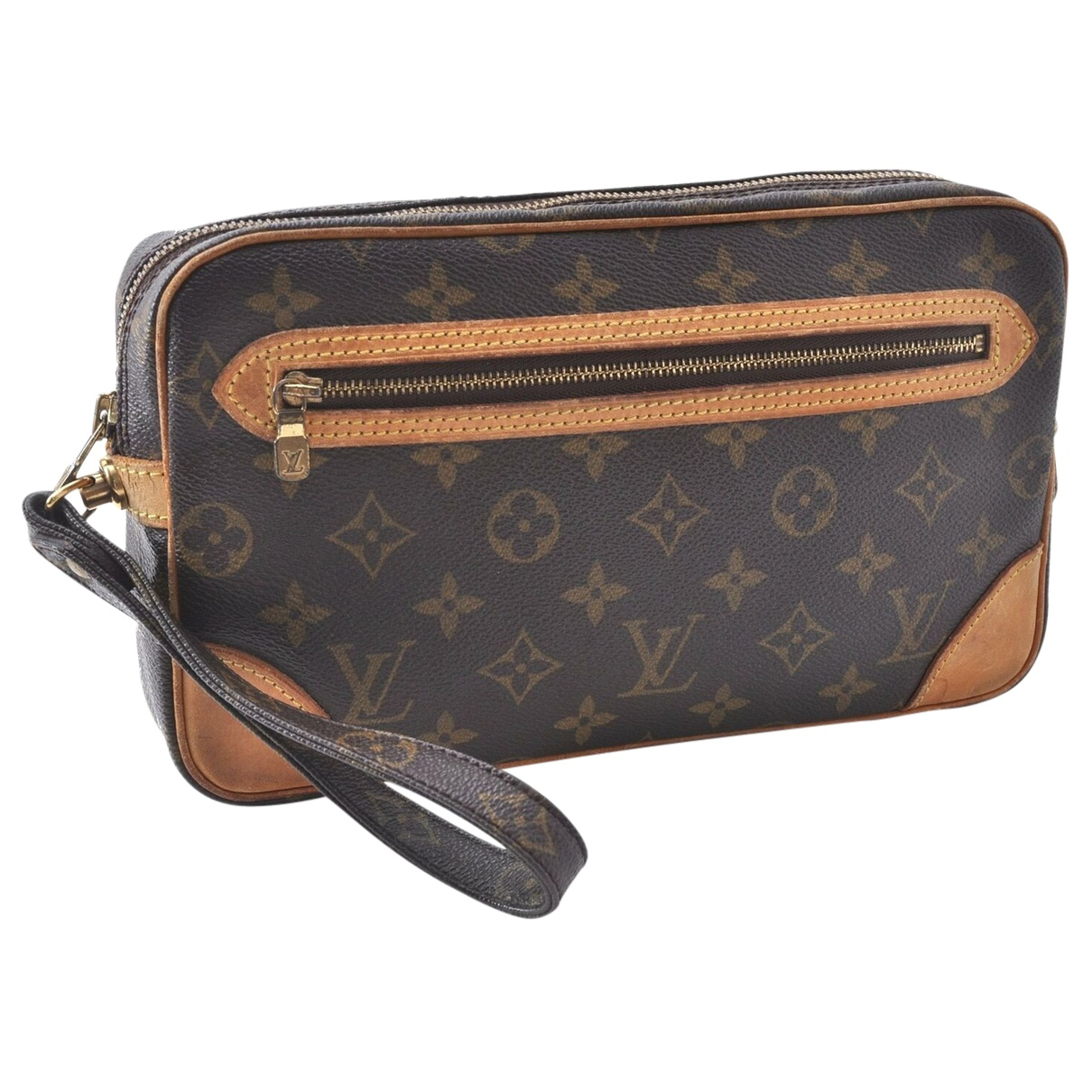 Pochette Marly Dragonne de Lona Louis Vuitton