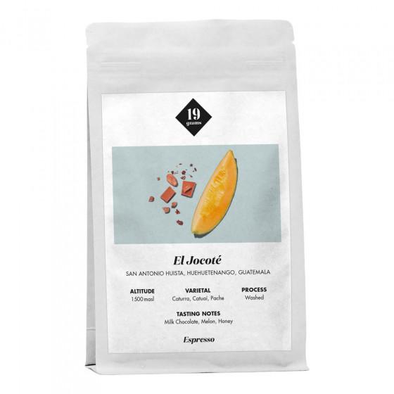 """Kaffeebohnen 19 grams """"El Jacote Espresso"""", 1 kg"""
