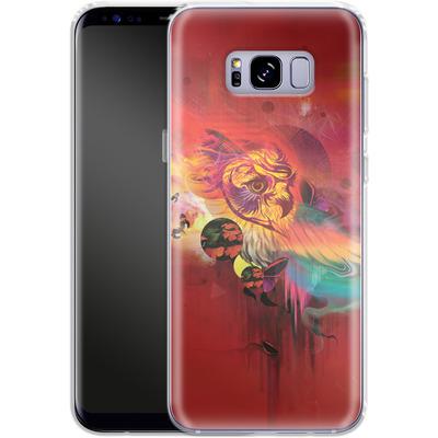Samsung Galaxy S8 Plus Silikon Handyhuelle - Uncaged von Mat Miller