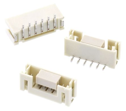 Wurth Elektronik , WR-WTB, 5 Way, 1 Row, Straight PCB Header (5)