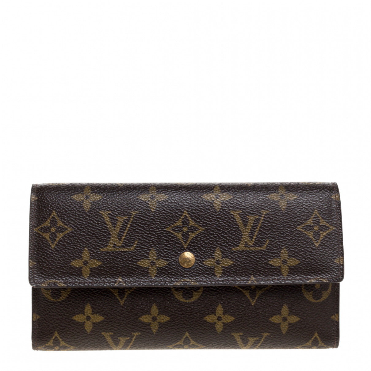 Cartera Sarah de Cuero Louis Vuitton