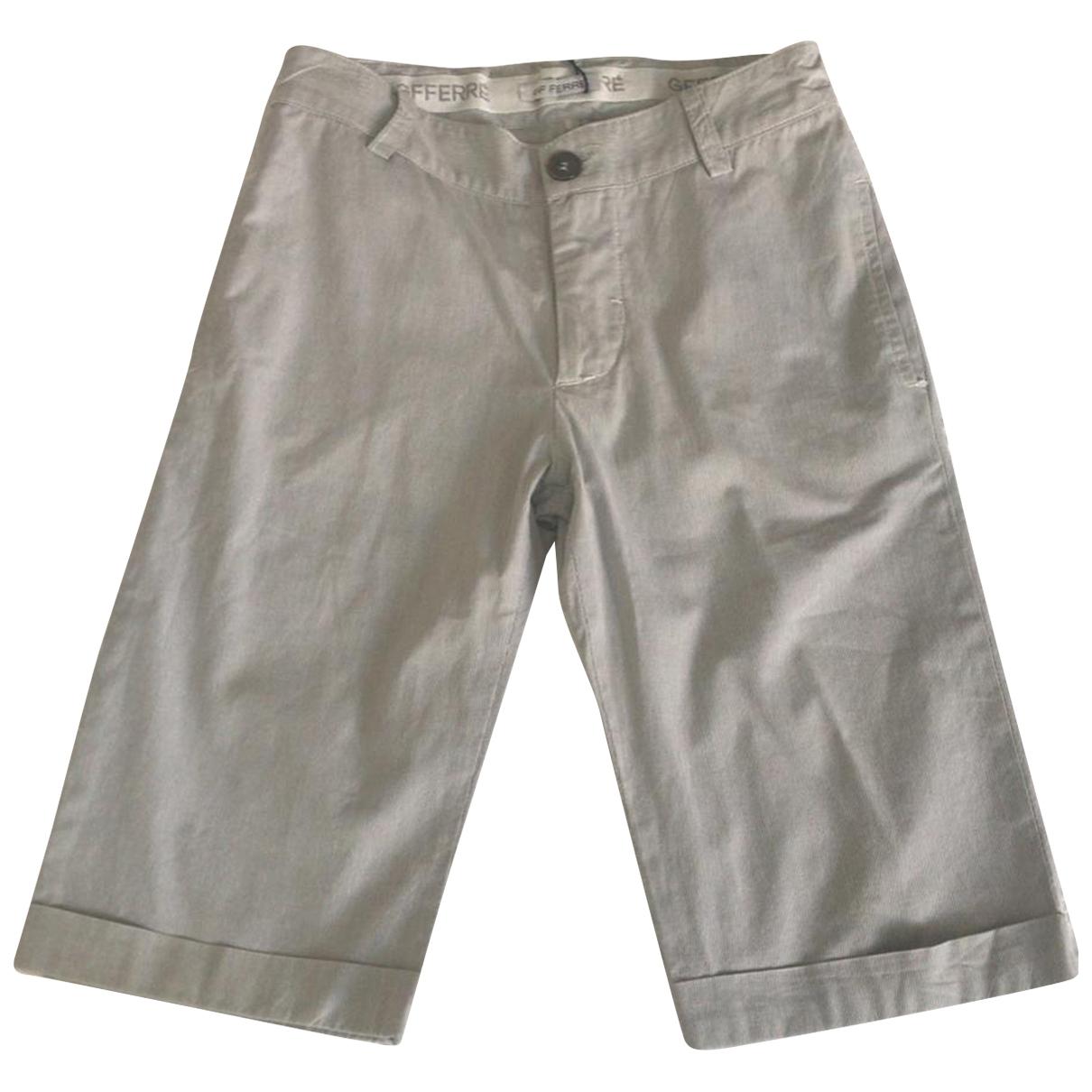 Gianfranco Ferre \N Shorts in Baumwolle