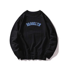Men Letter Graphic Sweatshirt