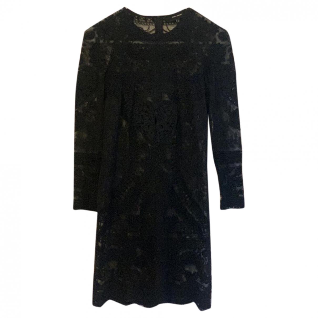 Isabel Marant \N Kleid in  Schwarz Spitze