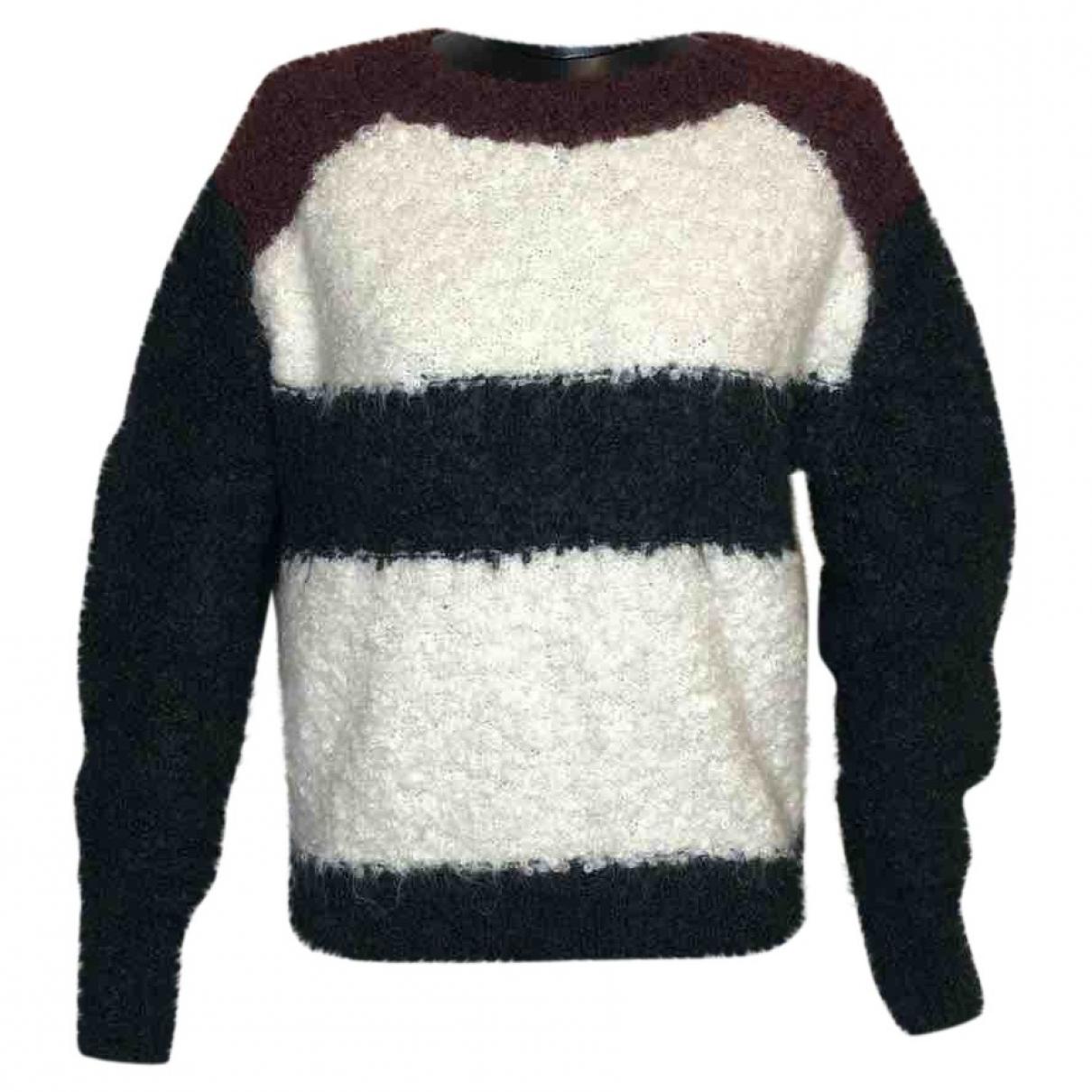 Isabel Marant \N White Wool Knitwear for Women 38 FR