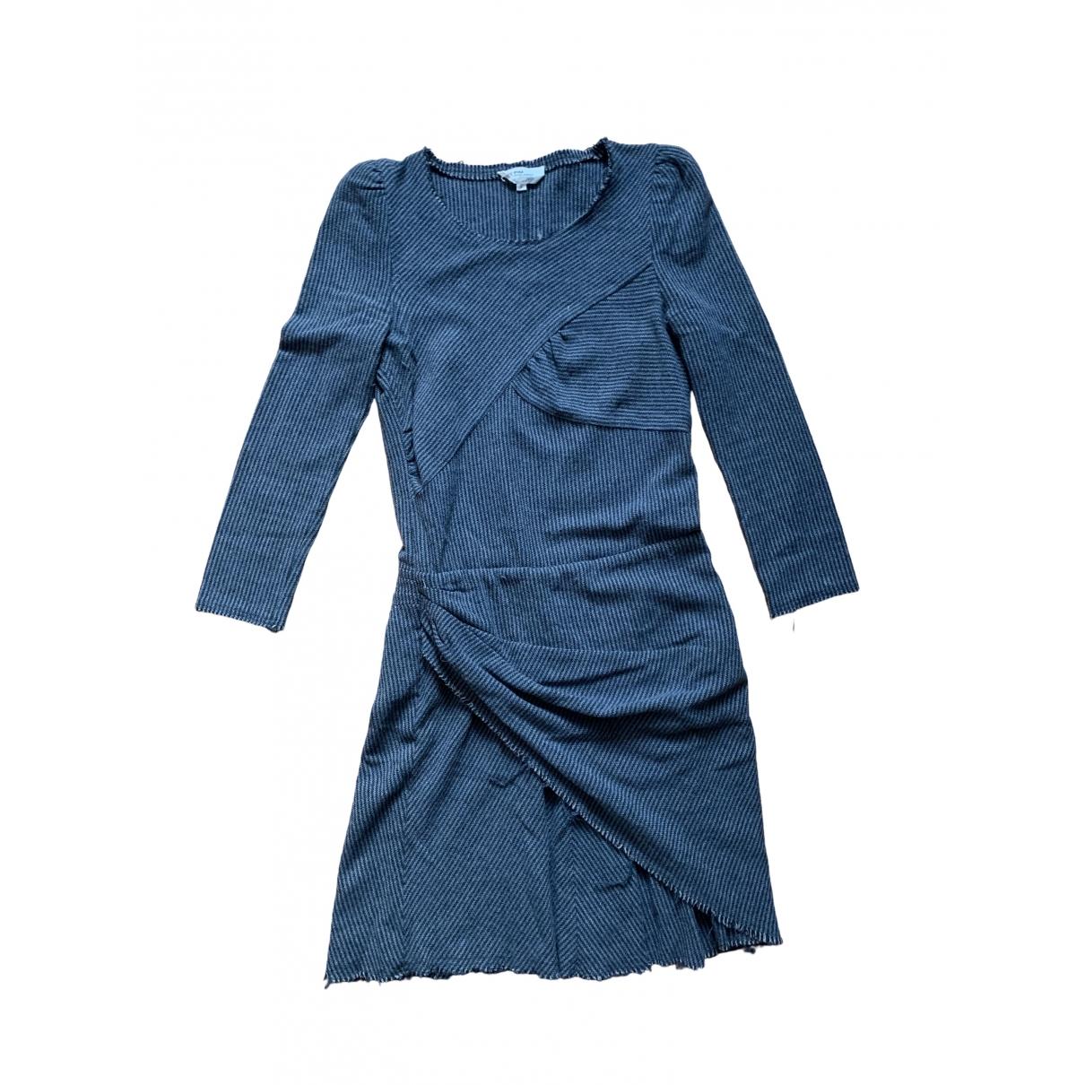 Isabel Marant Etoile \N Grey Wool dress for Women 2 US