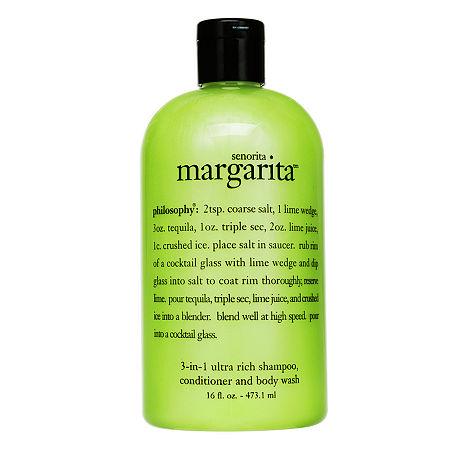 philosophy Senorita Margarita Shampoo, Shower Gel & Bubble Bath, One Size , No Color Family