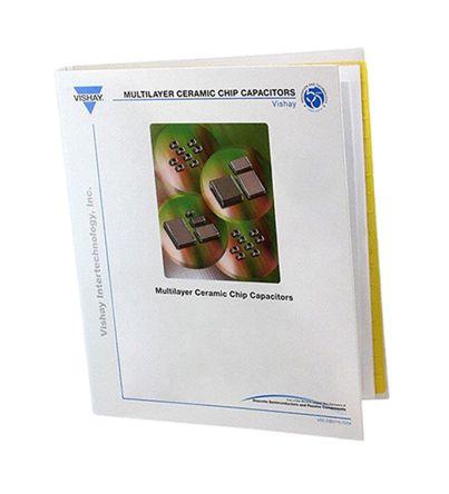 Vishay , Surface Mount Ceramic Capacitor Kit 15 pieces