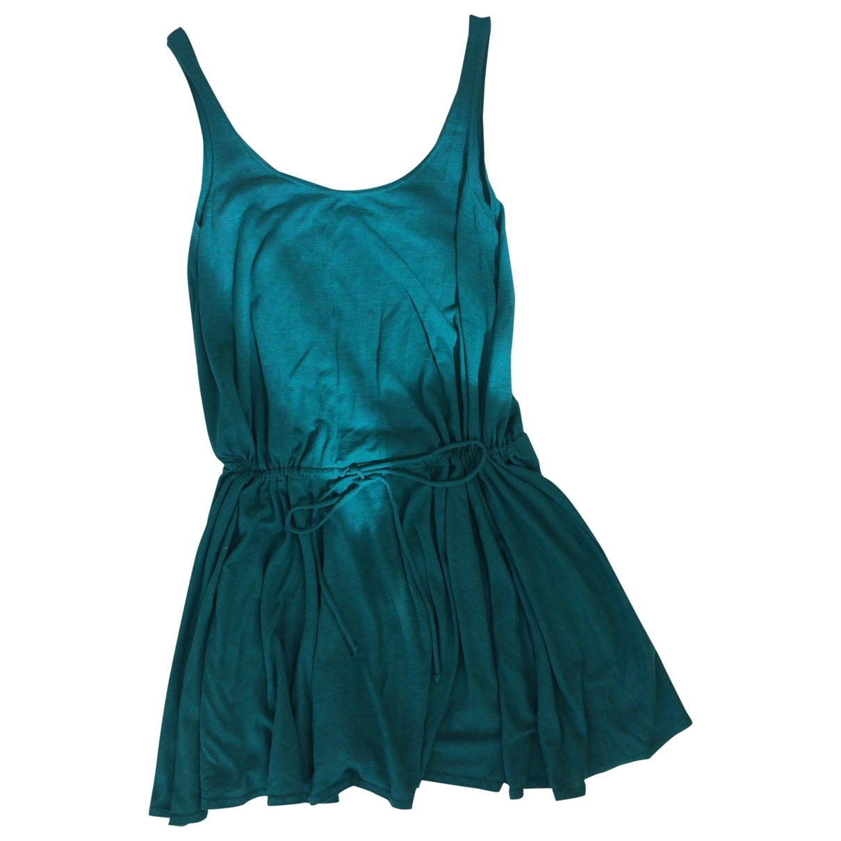 American Apparel - Robe   pour femme - turquoise