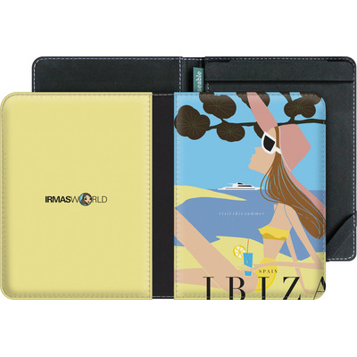 tolino vision 3 HD eBook Reader Huelle - IBIZA TRAVEL POSTER von IRMA