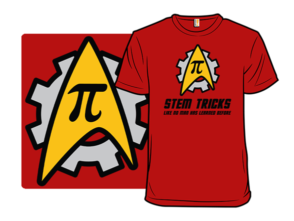 Stem Tricks T Shirt