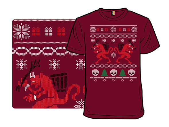Krampus Time T Shirt