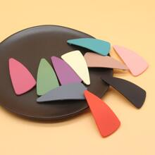 10pcs Triangle Shaped Hair Clip