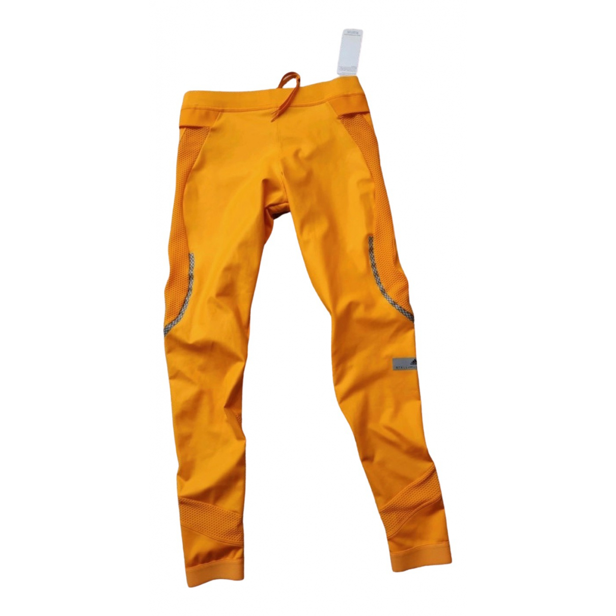 Stella Mccartney Pour Adidas \N Orange Spandex Trousers for Women S International