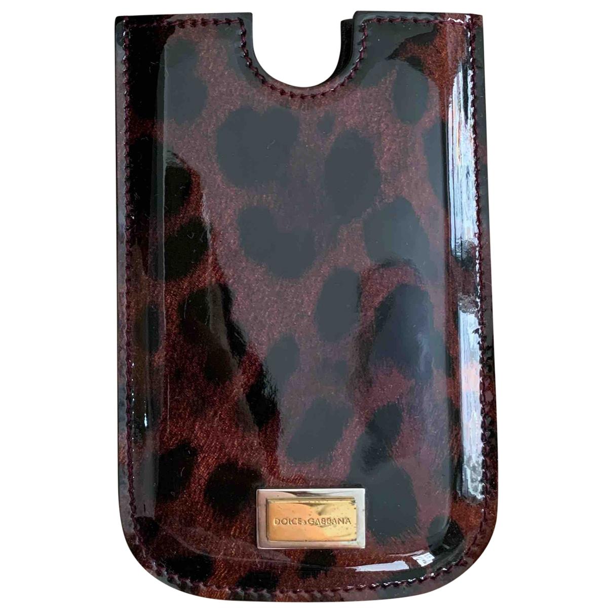 Funda iphone de Charol Dolce & Gabbana