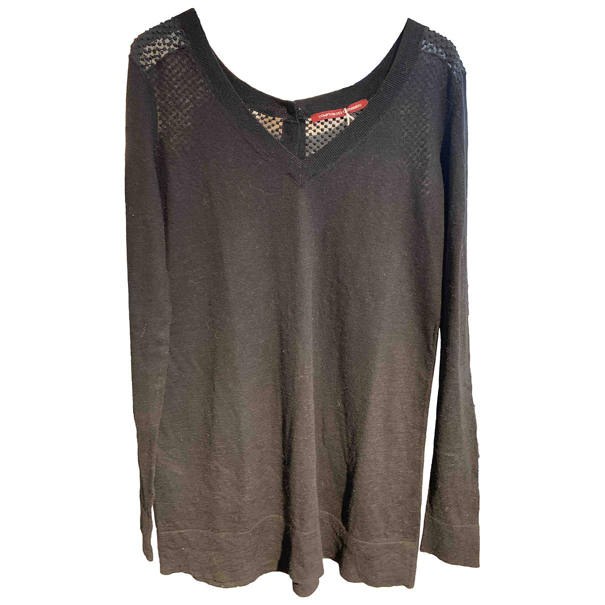 Comptoir Des Cotonniers N Black Wool Knitwear for Women S International