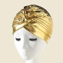 Knot Design Turban Hat
