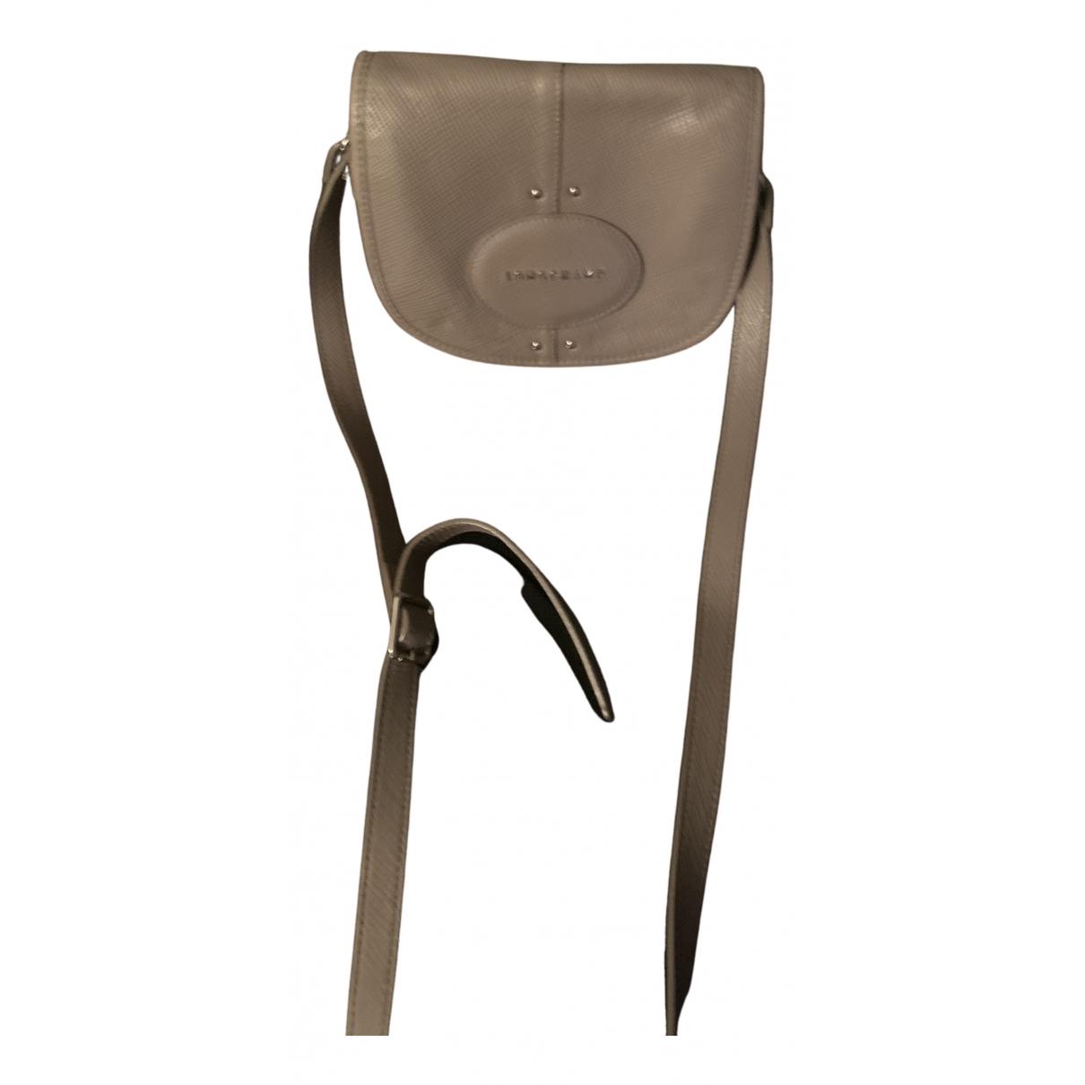 Bandolera de Cuero Longchamp