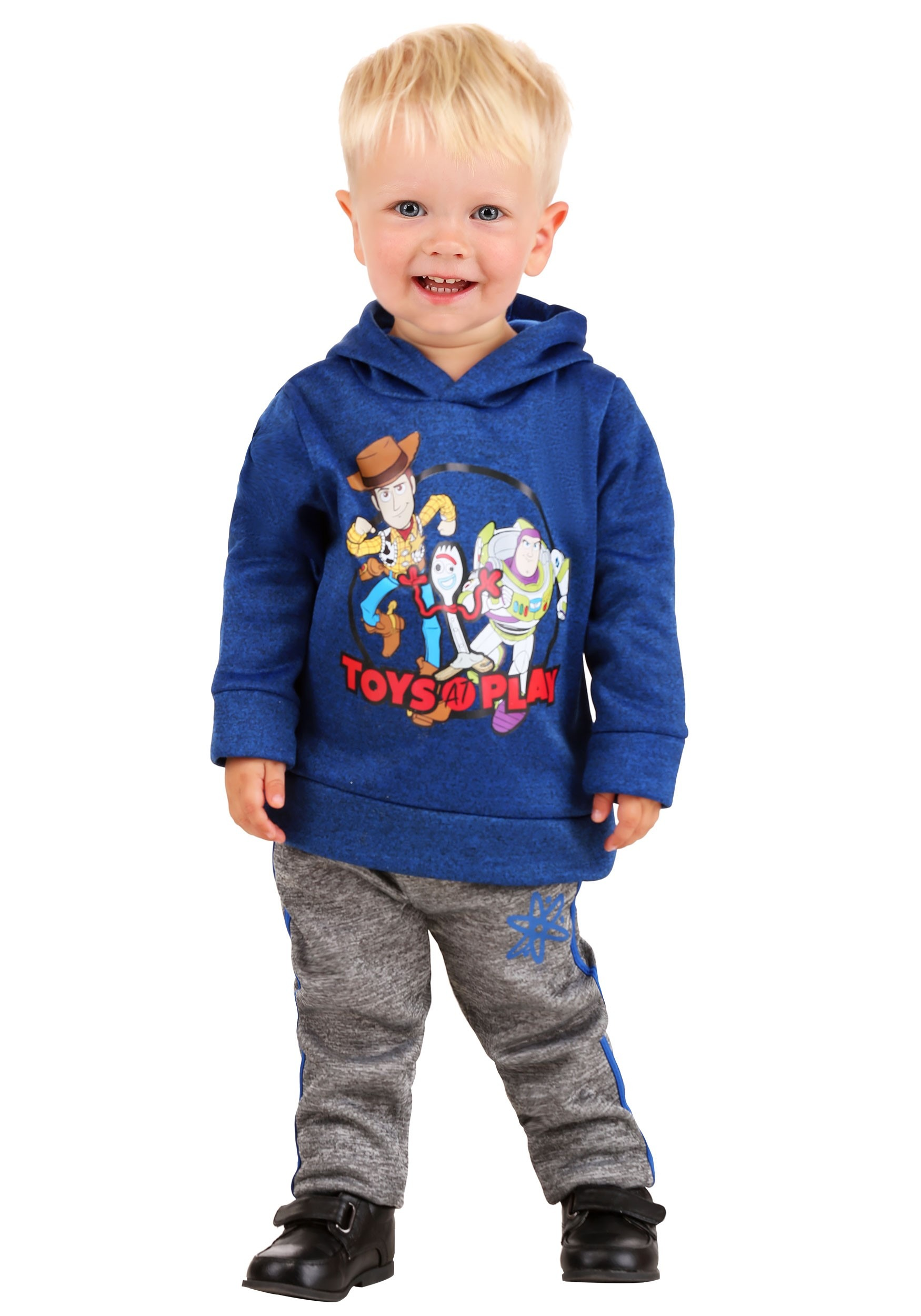 Toy Story Toddler Pants and Hooded Sweatshirt Set