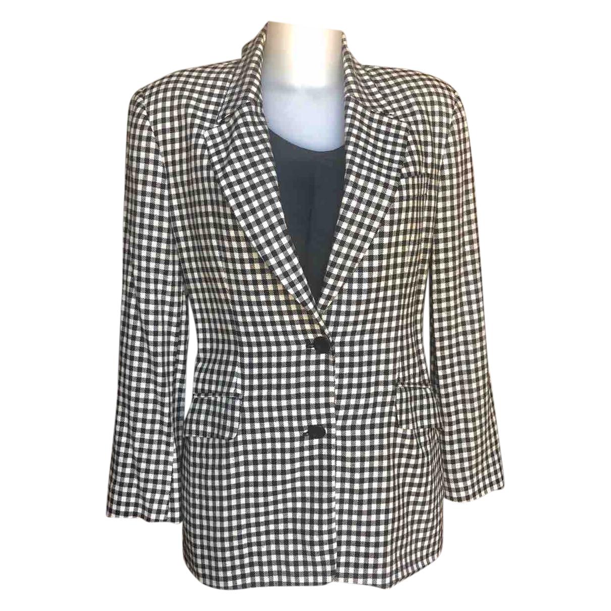 - Veste Oversize pour femme - multicolore