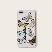 Schmetterling Muster Handyhuelle