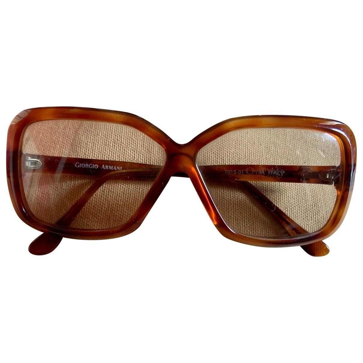 Giorgio Armani \N Sonnenbrillen in Kunststoff