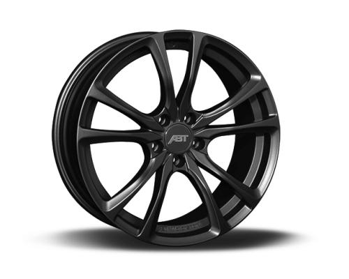 ABT FERC1885451257MB-1-30 Sportsline ER-C 18x8.5 Alloy Wheel Set Matte Black Volkswagen Tiguan 18-19