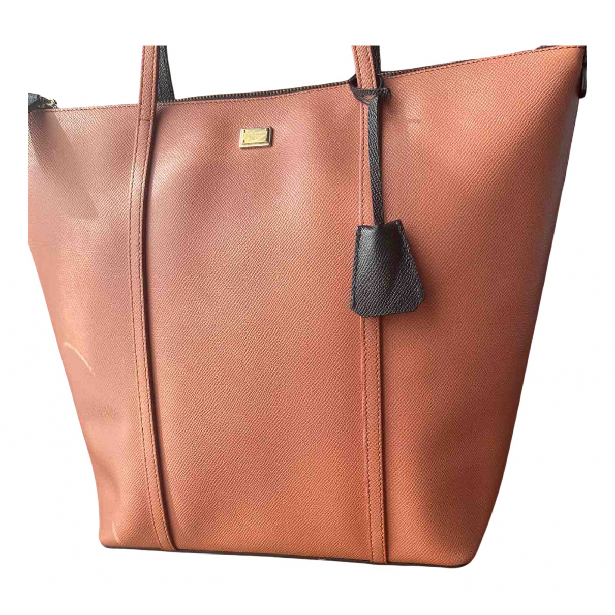 Dolce & Gabbana N Black Leather handbag for Women N