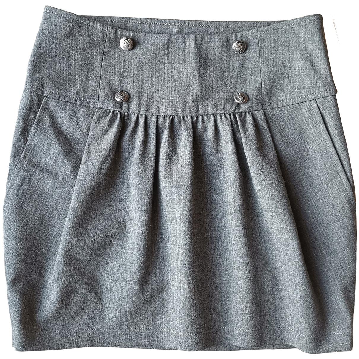 Mini falda de Lana Patrizia Pepe