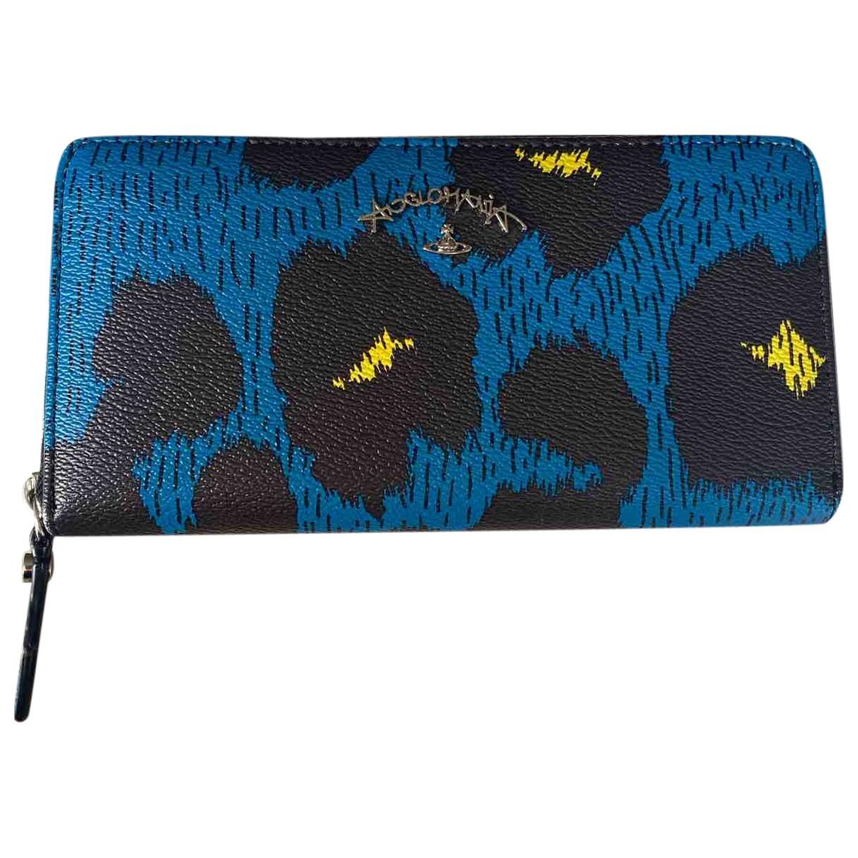 Vivienne Westwood - Petite maroquinerie   pour femme - bleu