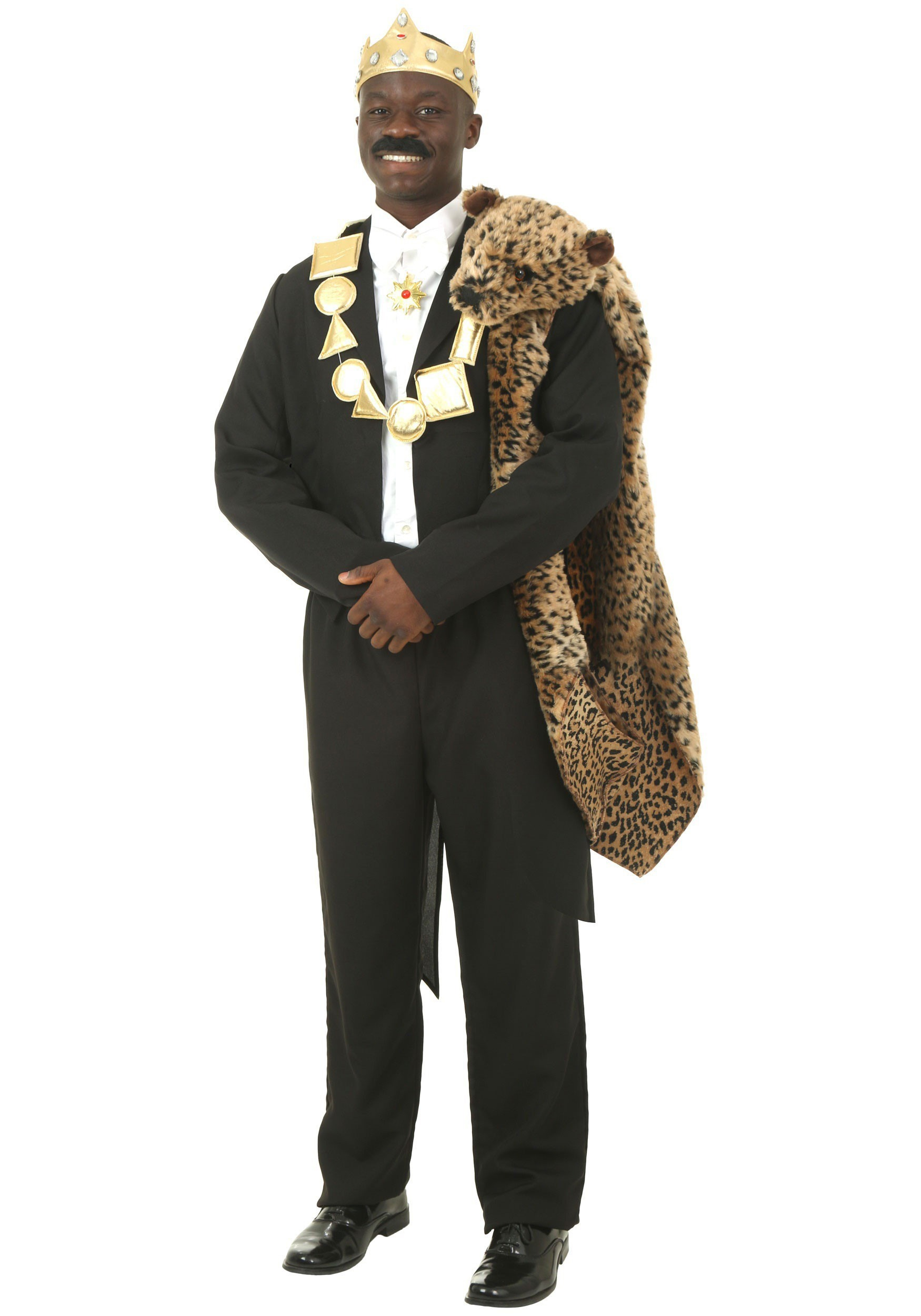Akeem Costume from Coming to America | 80s Movies Costume
