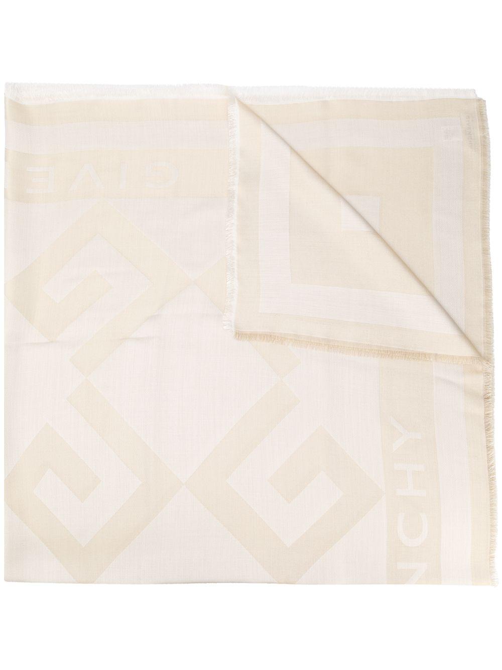 Silk Blend Foulard