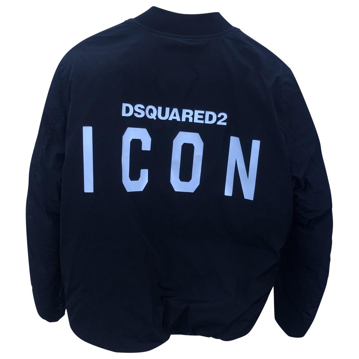 Dsquared2 \N Black jacket  for Men 44 FR