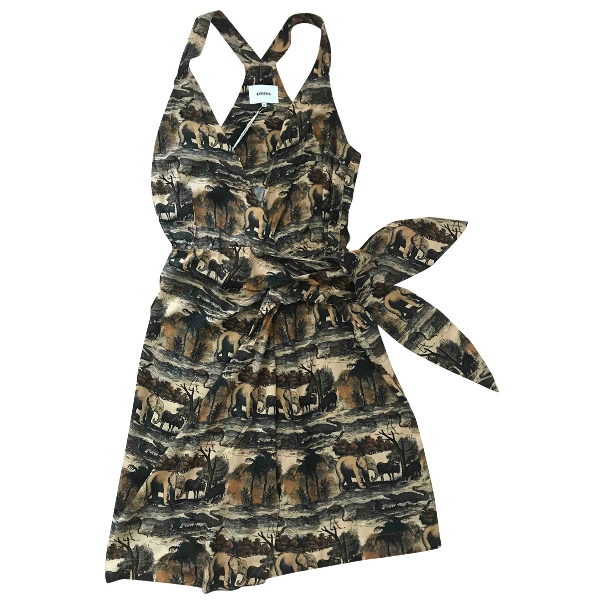 Nanushka \N Brown dress for Women S International