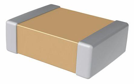 KEMET 0603 (1608M) 3.3μF Multilayer Ceramic Capacitor MLCC 6.3V dc ±10% SMD C0603C335K9PACTU (10)